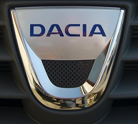 Эмблема автомобилей Dacia