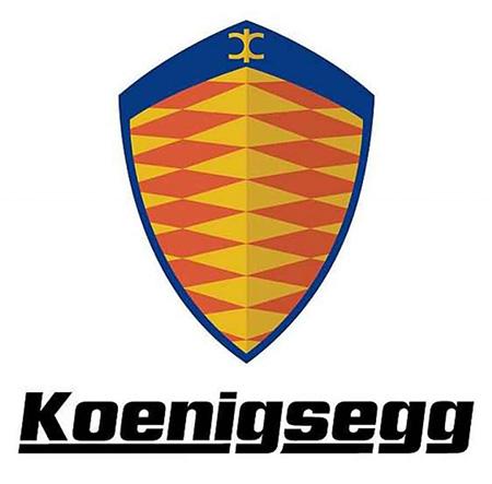 Эмблема автомобилей Koenigsegg