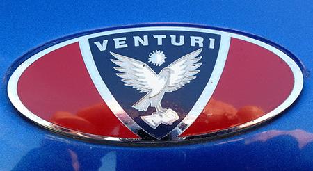 Эмблема автомобилей Venturi