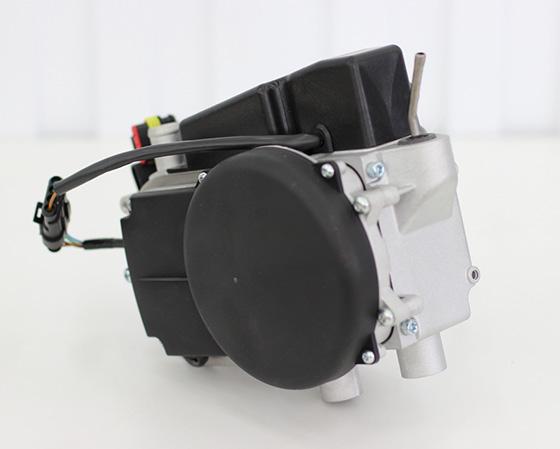 фото - предпусковой подогреватель двигателя Бинар 5