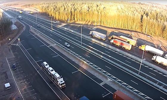 новая трасса Москва-Санкт-Петербург состояние сегодня
