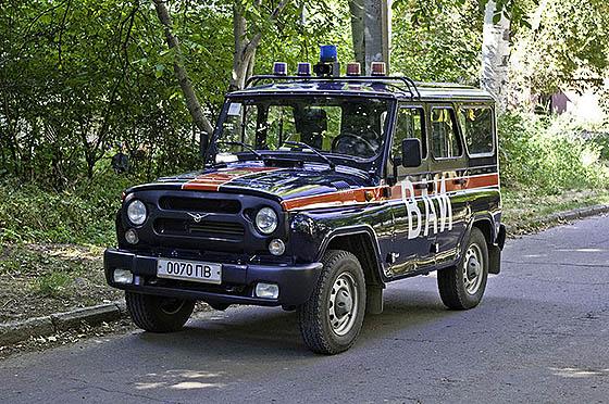 военная автоинспекция ВАИ