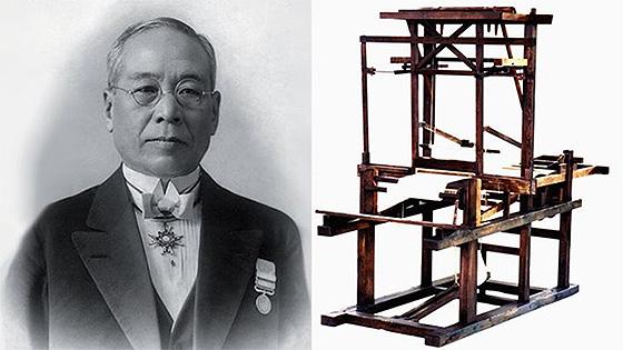 Сакичи Тойода (Sakichi Toyoda) основатель компании Тойота