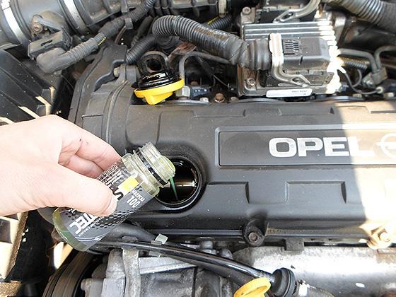 Добавка в масло двигателя Супротек: способ применения