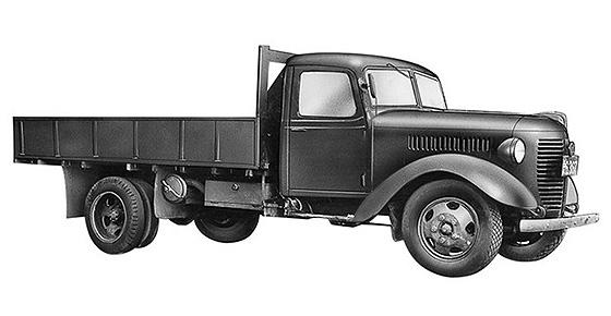 грузовой автомобиль Тойота