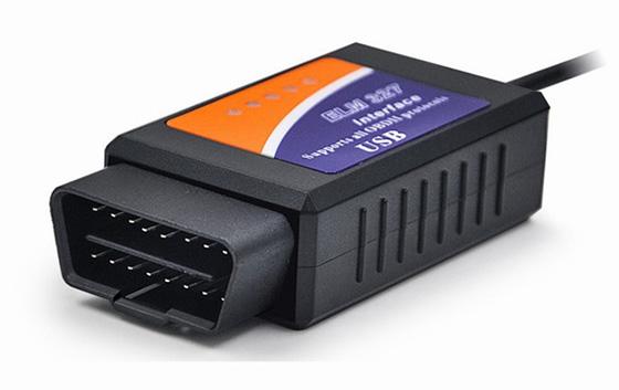 Автосканер ELM 327 для самостоятельной диагностики автомобилей любой марки
