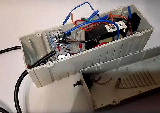 самодельное зарядное устройство для автомобильного аккумулятора из ИБП