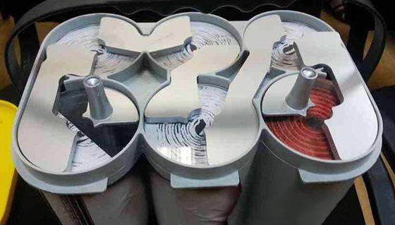 спиральный аккумулятор АГМ