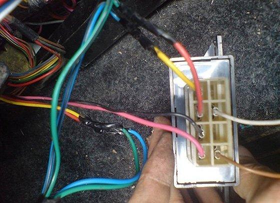 как снять блокировку двигателя сигнализацией