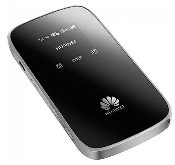 Вай-Фай для автомобиля через Huawei E589u-12