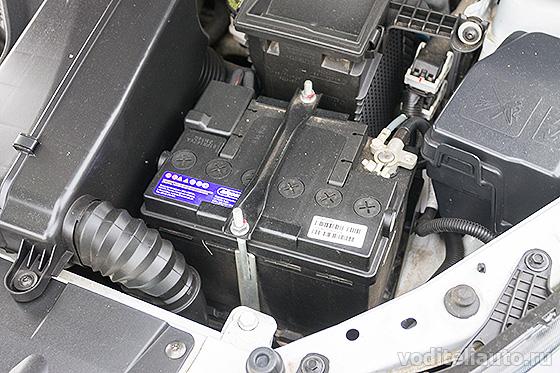 как подготовить новый аккумулятор к работе на автомобиле