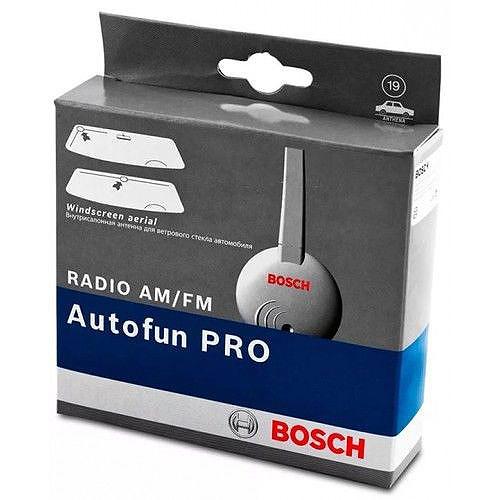 активная автомобильная антенна для радио Bosch AUTOFUN pro